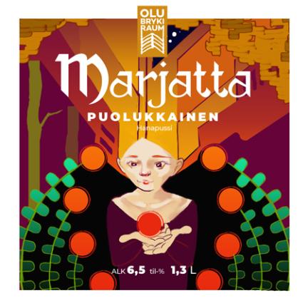 Marjatta beer brand